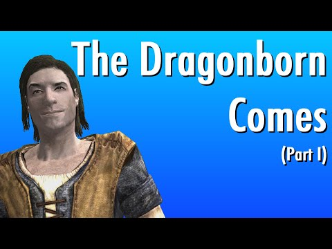 The Dragonborn Comes (Part 1)   Howard the Coward (Skyrim Roleplay Series)