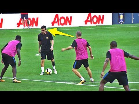 Lionel Messi ● Training Skills Show ●2017 New* | HD |