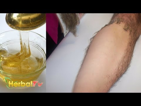 DIY Sugar Wax | Cara Alami Menghilangkan Bulu Kaki, Ketiak dan Badan