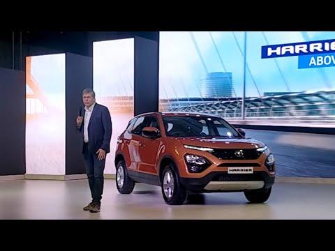 Motoroctane Youtube Video - LIVE - Tata Harrier Price | Hindi | MotorOctane
