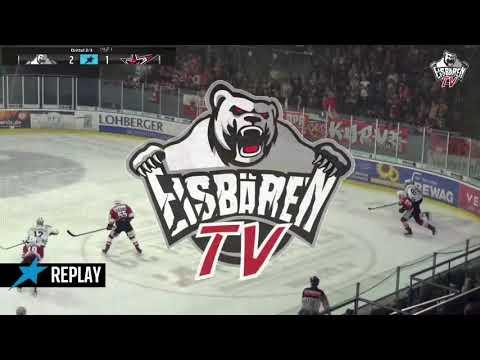 Oberliga Hauptrunde Spiel 2 | Eisbären Regensburg vs Starbulls Rosenheim
