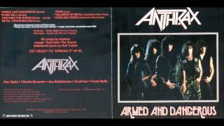 Anthrax-soldiers of metal (collector's rare pack)