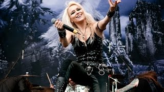 Doro Pesch (Warlock) - All We Are (LIVE @Moscow)