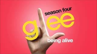 Being Alive | Glee [HD FULL STUDIO]