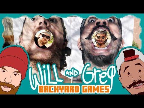Will & Greg Make Backyard Games (Ep. 18)