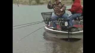 Spider Rigging for Crappie with Ozark Rod Company