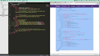 Bootstrap Tutorial For Beginners   Responsive Design with Bootstrap 3   Responsive HTML, CSS