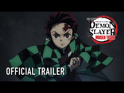 Demon Slayer -Kimetsu no Yaiba- The Movie: Mugen Train In Theaters April 23 + On Digital June 22