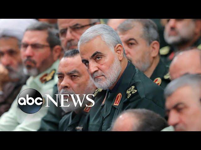 U.S. kills Iranian general in airstrike, Australian wildfire emergency | ABC News