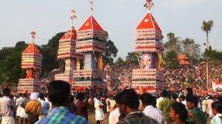Malanada Kettukazhcha festival, Kollam, Kerala