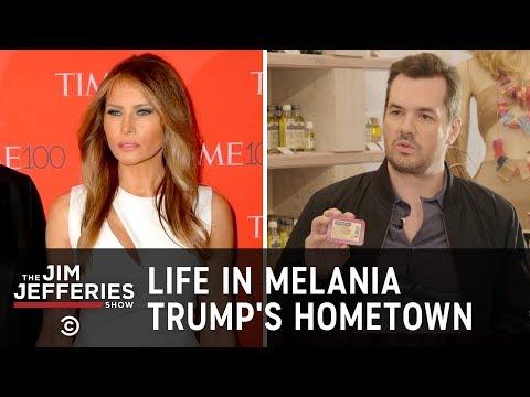 Jak si žijou v rodném městě Melanie Trump