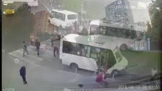 ДТП. Аварии. Август 2018