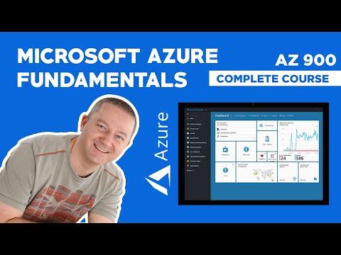 Microsoft Azure Fundamentals (AZ 900) - Complete Course - YouTube