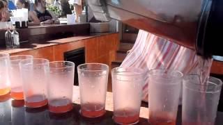Riu Santa Fe Cabo swim up bar