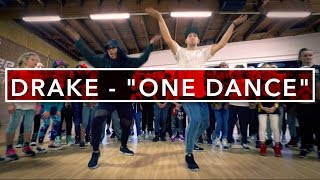 """ONE DANCE"" - DRAKE Dance 