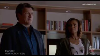 "Castle 8x14 ""The G.D.S"" Sneak Peek #2 HD"