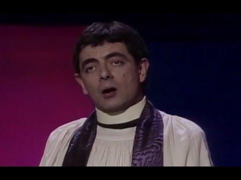 Rowan Atkinson: A Most Unusual Sermon!