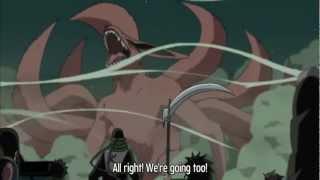 Naruto Shippuden Minato Vs Tobi(Obito)part 3