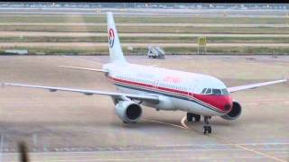 preview picture of video '2014/10/26 中国東方航空 291便 / China Eastern Airlines 291'