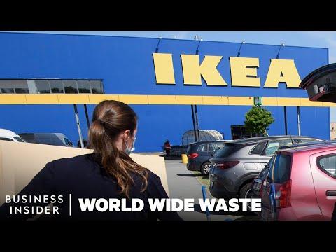 Světový odpad: IKEA a její ekologické plány - Business Insider