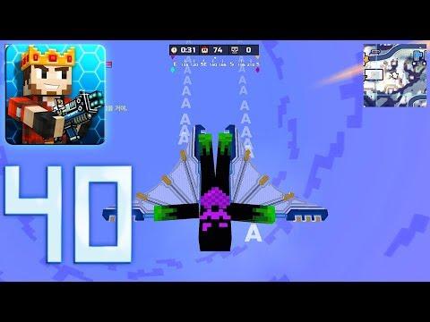 Pixel Gun 3D - Battle Royale Gameplay Part 40 - Aero Suit