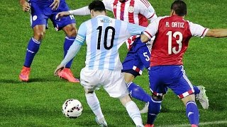Lionel Messi ● Top 10 Nutmegs  Panna Skills Ever  ► Argentina ||HD||