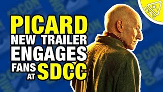 The Star Trek: Picard Trailer is Hitting Fans in the Feels… (Nerdist News w/ Amy Vorpahl)