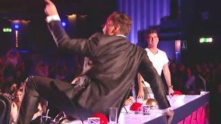 Most EPIC Moment Of Britian's Got Talent