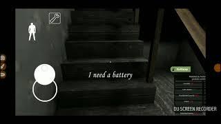 Granny- Battery Locations