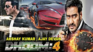 Dhoom 4 Starcast Final | Ajay Devgn & Akshay Kumar As Villains | Aditya Chopra | Ajay & Akshay, Soon