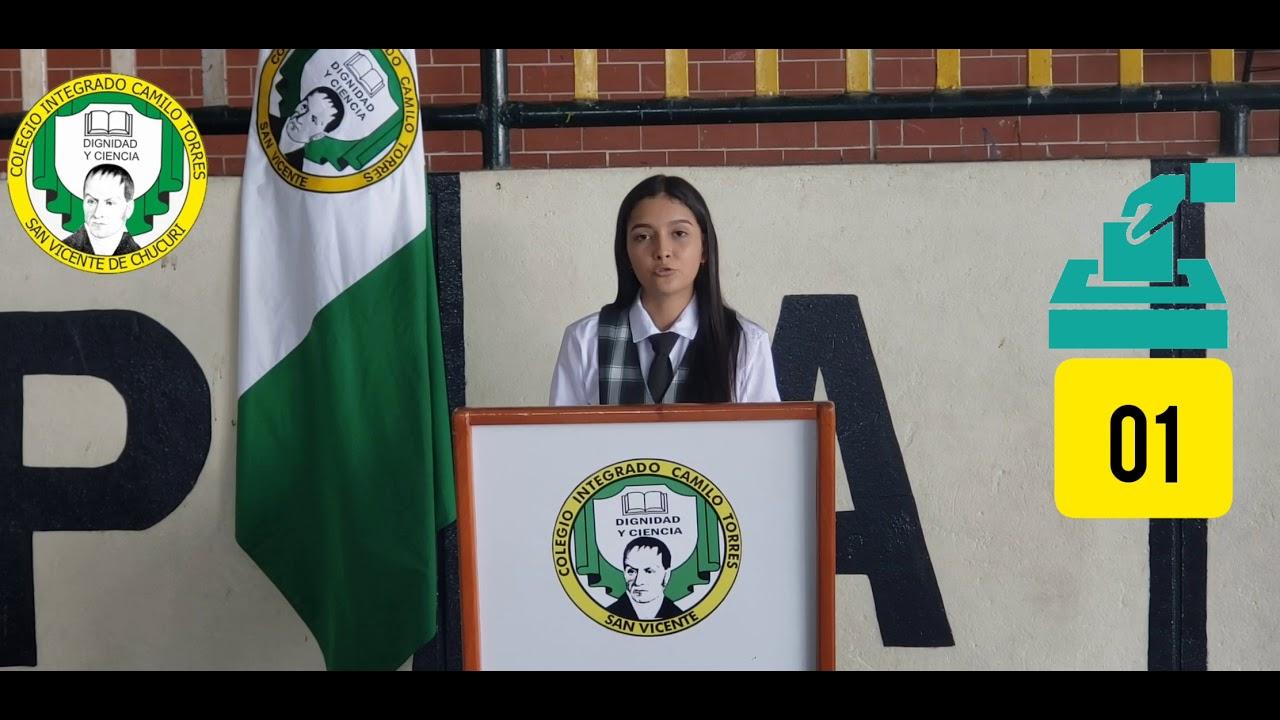 Candidata Contraloría - Diana Arenas