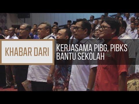 Khabar Dari Johor: Kerjasama PIBG, PIBKS bantu sekolah