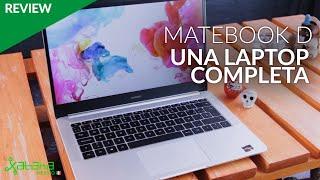 MateBook D, EXPERIENCIA DE USO: Una portátil buena, bonita y barata