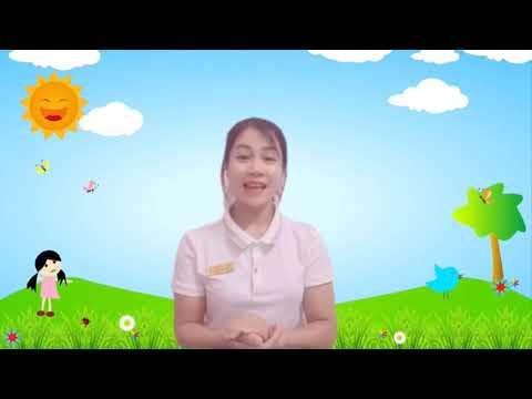 Video hướng dẫn trẻ 4-5 tuổi kỹ năng chải răng đúng cách