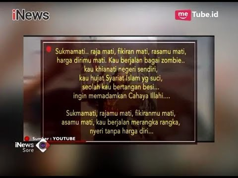 Viral Balasan Puisi Sukmawati Soekarnoputri dari Netizen - iNews Sore 03/04