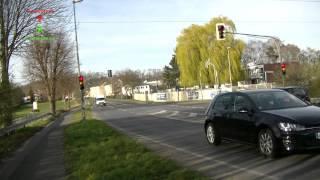 preview picture of video '2. Kuriosität an der Ampel Südstraße/An der Wasserwiese in Eschweiler'