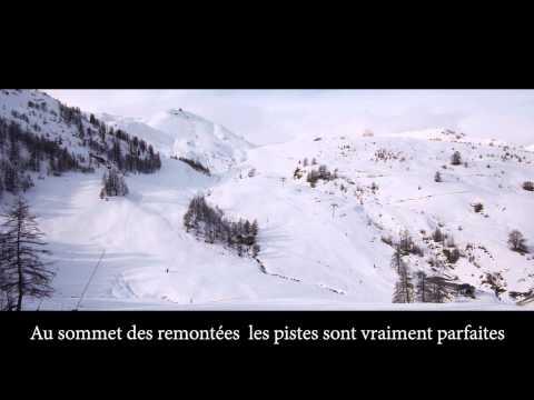 Très bonnes conditions de ski à Serre-Chevalier