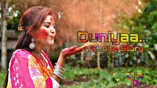 Duniyaa   Luku Chuppi   Romantic Love Story   New Hindi Video Song 2019   Holi Special   STR Hits