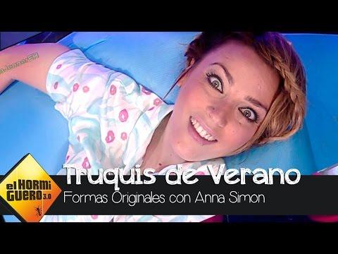 Anna Simón ya no paga por las tumbonas de la playa - El Hormiguero 3.0