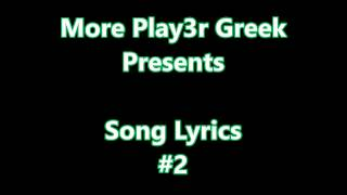 2J - Comments Song 6 | Song Lyrics #2