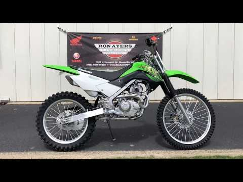 2020 Kawasaki KLX 140G in Greenville, North Carolina - Video 1