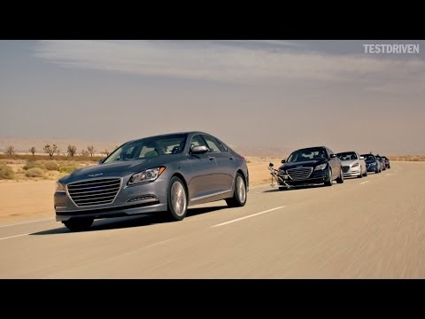 """The Incredibly Dangerous """"Empty Car Convoy"""" Stunt."""