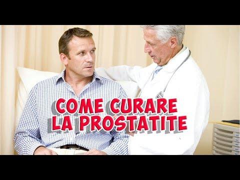 Cicatrici della prostata risolve