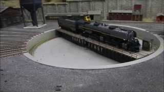 UP Challenger N Scale 3977