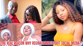 Regina Daniels And Reasons Why She Deleted Her Instagram Account And Left Social Media