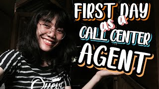 My First Day as a Call Center Agent | Call Center Training Philippines