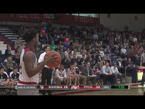 High School Basketball Game of the Week: Austintown-Fitch vs. Boardman, Complete Game pt. 2