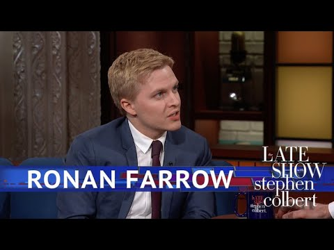 Ronan Farrow Interviewed Every Living Secretary Of State, Including Tillerson