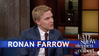 Ronan Farrow Interviewed Every Living Secretary Of State, Including Tillerson - Video Youtube