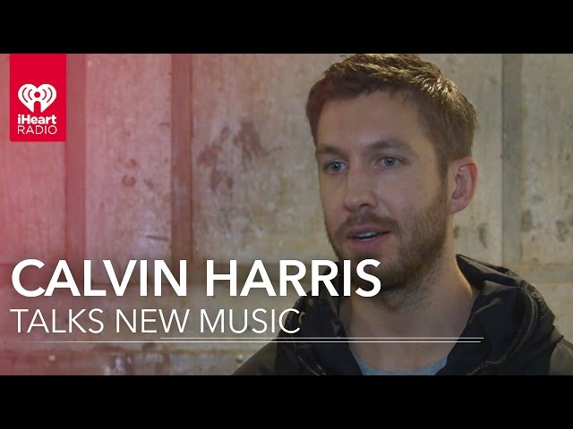 Calvin Harris On My Way Meaning Interview | AllMusicSite.com